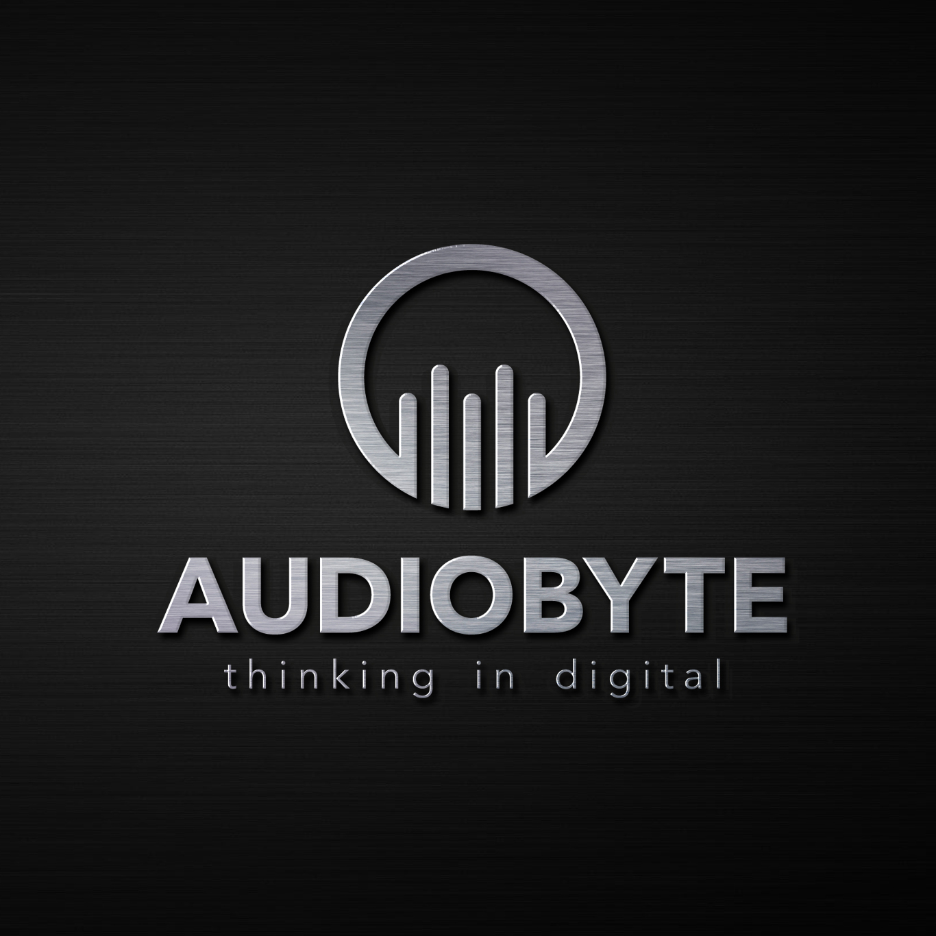 Audiobyte logo redesign