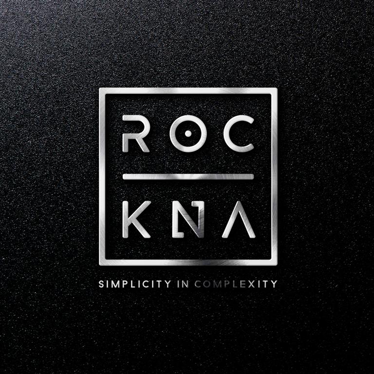 Rockna logo redesign